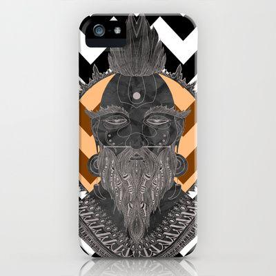 Ohen iPhone & iPod Case by Milena Taranu - $35.00