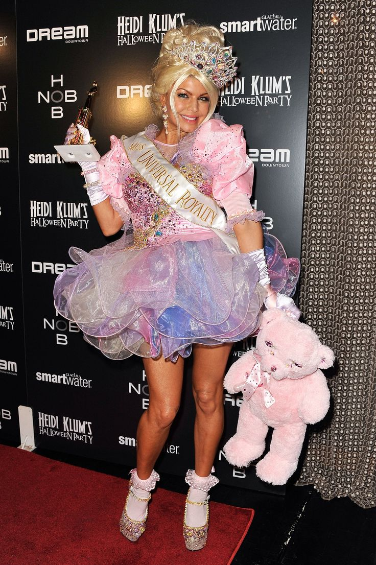 Fergie as a Toddlers & Tiaras Pageant Girl