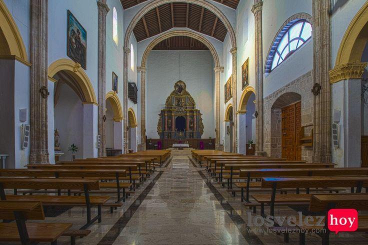 ¿Qué visitar en Vélez Blanco? Iglesia de Santiago Apostol  http://losvelezhoy.com/que-visitar-en-velez-blanco-iglesia-de-santiago-apostol/