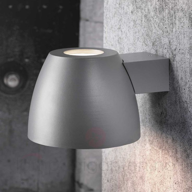 Energieffektiv BELL utendørs LED-vegglampe 7005763X