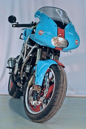 70 best lugares images on pinterest all alone beautiful women and custom gulf themed ducati built by moto movito of raleigh nc fandeluxe Image collections