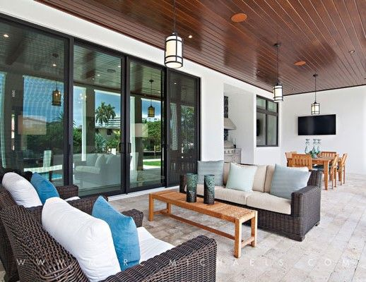 Marcmichaels best interior designer royal plaza in fort for Architecture firms fort lauderdale