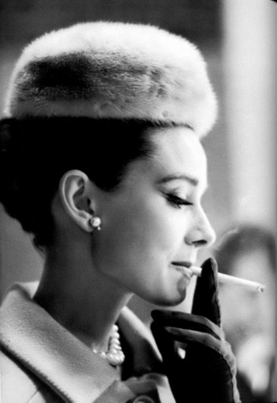 "ancornem: "" Audrey Hepburn """