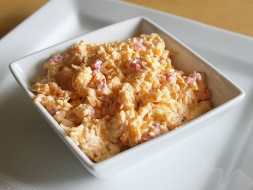 The Best Pimento Cheese In The South!  (I need to try this one!)
