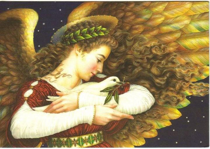 Angel by Lynn Bywaters