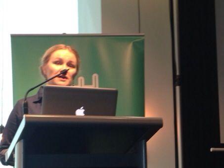Kate Kendal Brisbane startup scene creative3