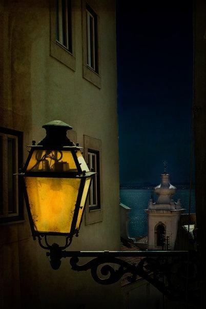 farol en Lisboa