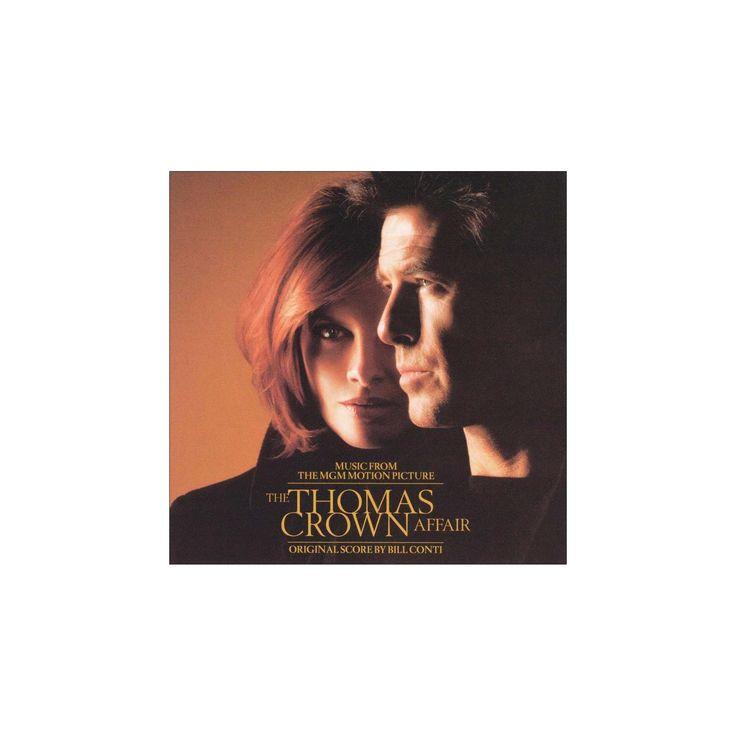 Bill conti - Thomas crown affair (Ost) (CD)