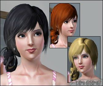 XM Sims 3   the Sims 3   Free Downloads   Hair