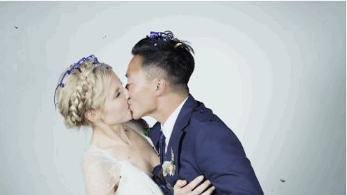 And of course, a flawless bride and groom… | The Wedding Video You Wish You Were A Part Of