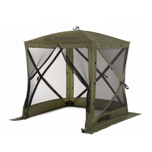 Quick Set Traveler Portable Camping Outdoor Gazebo Canopy Shelter