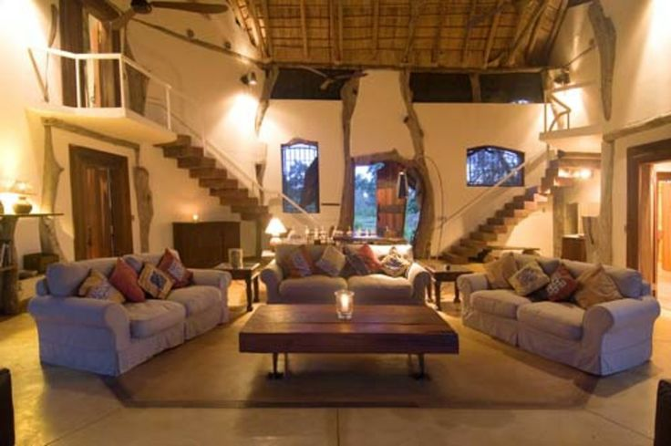 Luangwa Safari House Interior Decoration Safari Houses of Zambia Pinterest Safari and House - Floor Plans For Houses In Zambia