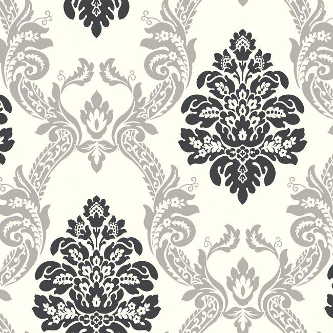 Papel Tapiz Black & White AB2027 disponible en nuestra tienda en línea. Conoce todos los modelos de papel tapiz que tenemos para decorar tu hogar!