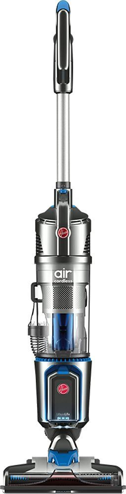 Hoover - Air Cordless Series 3.0 Bagless Upright Vacuum - Gray