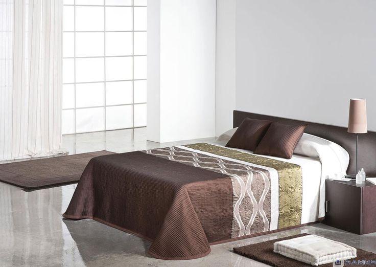 #Colcha Cobertor Shiver Reig Martí. Más info: http://www.gauus.es/marcas/reig-marti-1/colchas-de-cama-reversibles-reig-marti.html #RopaHogar
