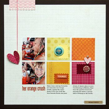 February 2011 PageMapsSimple Cleaning, Summer Fullerton, Cleaning Layout, February Pagemaps, Fun Layout, Scrapbook Layout, Squares Layout, 2012 Pagemaps, Bright Colors