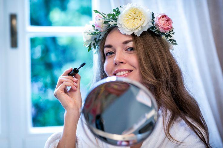 Natural look for bride / Натуральный образ невесты