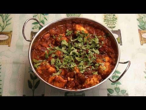 Chicken Madras - a good beginner curry!