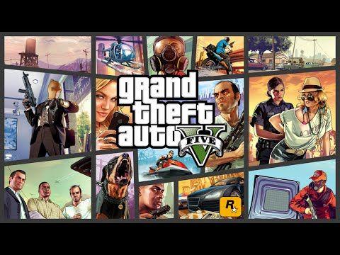 Grand Theft Auto V Gta5: cum te conectezila rockstars si setari part.1