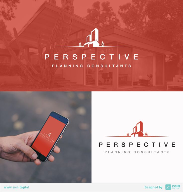 Clean & professional Logo Design for Perspective Planning Consultants based in Berwick #Logo #Design #LogoDesign #Branding #GraphicDesign #PerspectivePlanningConsultants #ZainDigital