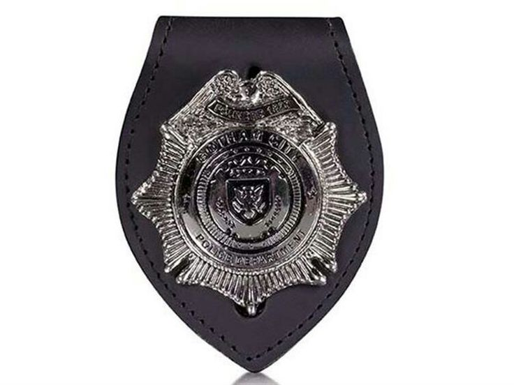 "♣""Gotham"" police badge for sale♣ツ"