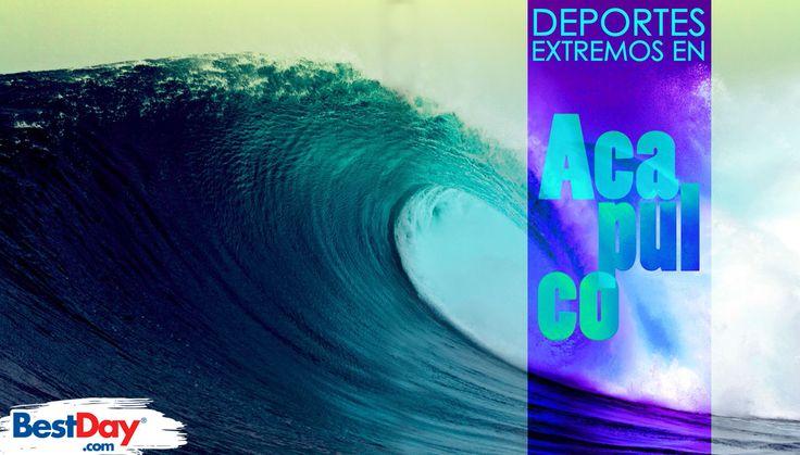 ¿Pasarás estas vacaciones en #Acapulco? Entérate de todas las actividades extremas que puedes realizar en este destino en nuestra revista.