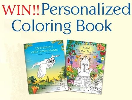 37 best PERSONALIZED COLORING BOOKS! images on Pinterest ...