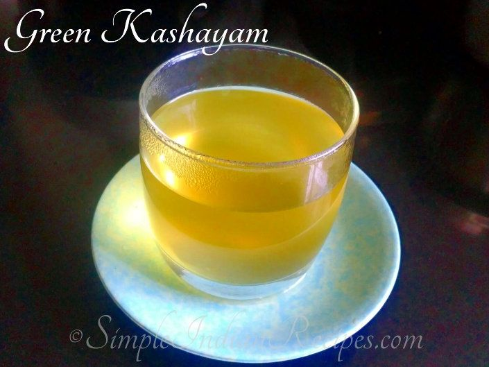 Kashayam for Common Cold & Cough