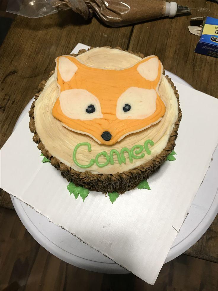 Fox Cake Tester