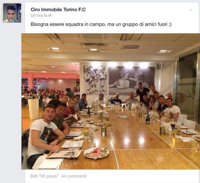 Il gruppo! #TorinoFC