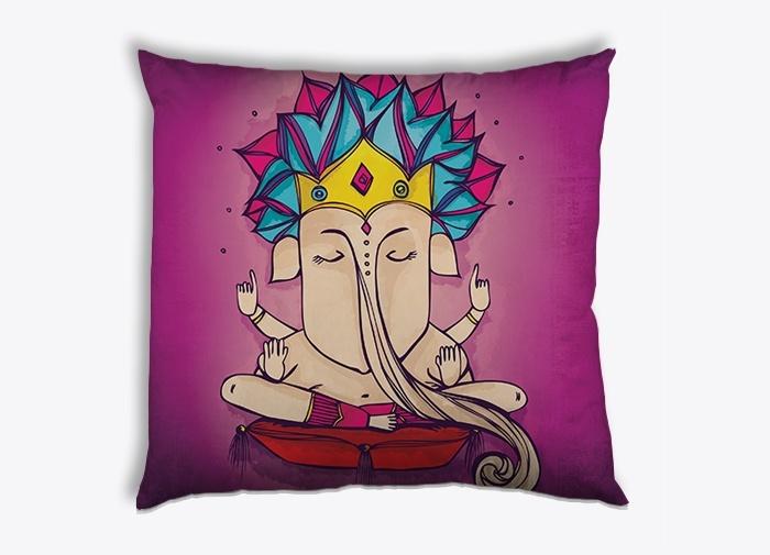 almofada Ganesha