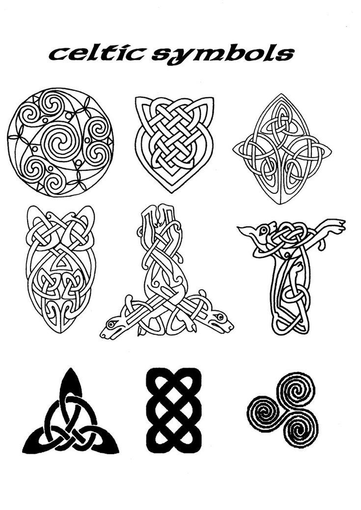 celtic symbols of love | Celtic Symbol Image naming ...