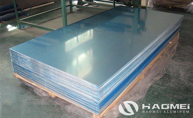 Haomei Aluminum 1050 Aluminum Sheet In 1000 Series Aluminum Alloys Aluminium Sheet Aluminium Alloy Aluminum