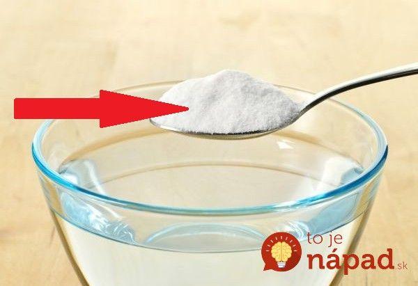 Máte doma sódu na pranie? Je cennejšia ako si myslíte!