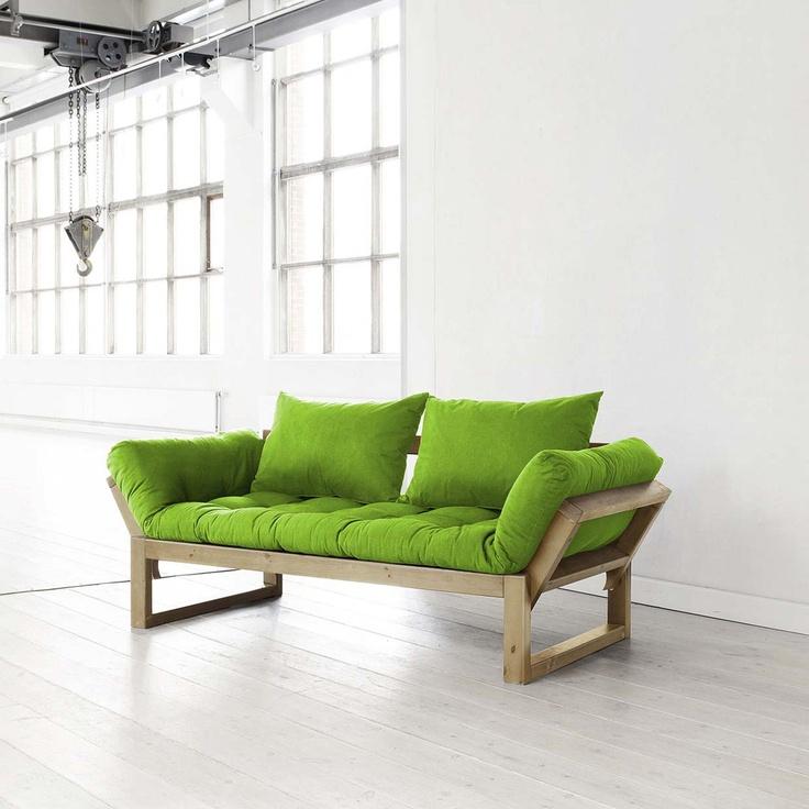 Spring Green Sofa ~ Cute!