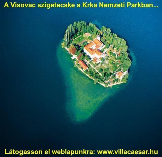 Fedezze fel Horvátországban a Krka nemzeti parkot....#vir #sziget #látnivalók