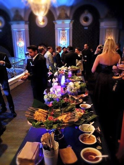 Best Wedding Asian Food Best Thai Food Catering San Francisco Oakland Corporate lunch Office Wedding Private Party