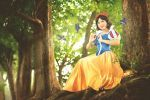 Snow White : Smile and Song by oruntia