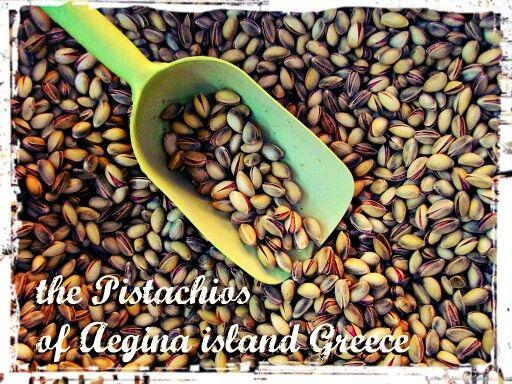 The #pistachios of #Aegina #island #Greece