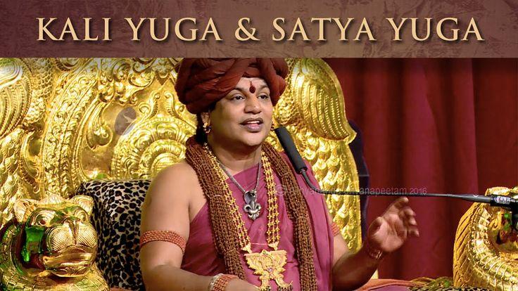 2012 to 2016: from Kali Yuga to Satya Yuga