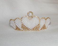 Lily-Baby-Shop: Tiara/Arco/Enfeites para a cabeca/Presilhas