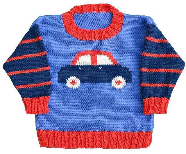 "Car Pullover pattern by Gail Pfeifle, Roo Designs [   ""Ravelry: Car Pullover pattern by Gail Pfeifle, Roo Designs"" ] #<br/> # #Gail #O"