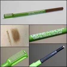 Mac Spiked Brow Pencil Dupe Alert!!!..Maybelline define a brow (Sometimes Dollar General has it for $1) Walgreens sells for $4