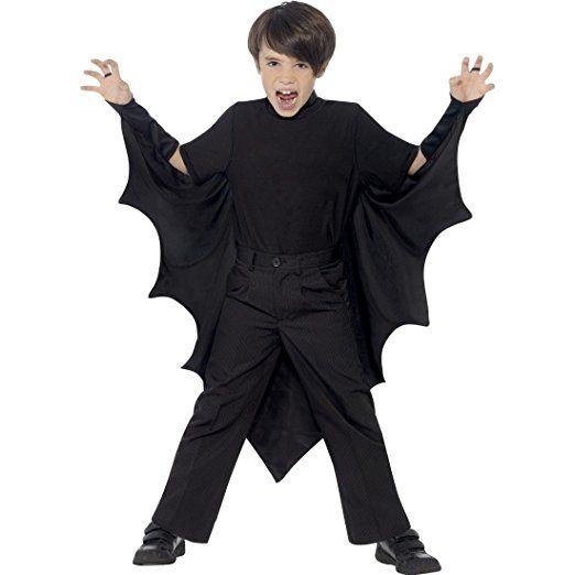 Vampir Fledermausflügel Kinder Fledermaus Flügel Halloween Vampirflügel Bat Wings Dracula Umhang Vampir Kostüm Accessoire Karnevalskostüme Tier: Amazon.de: Spielzeug