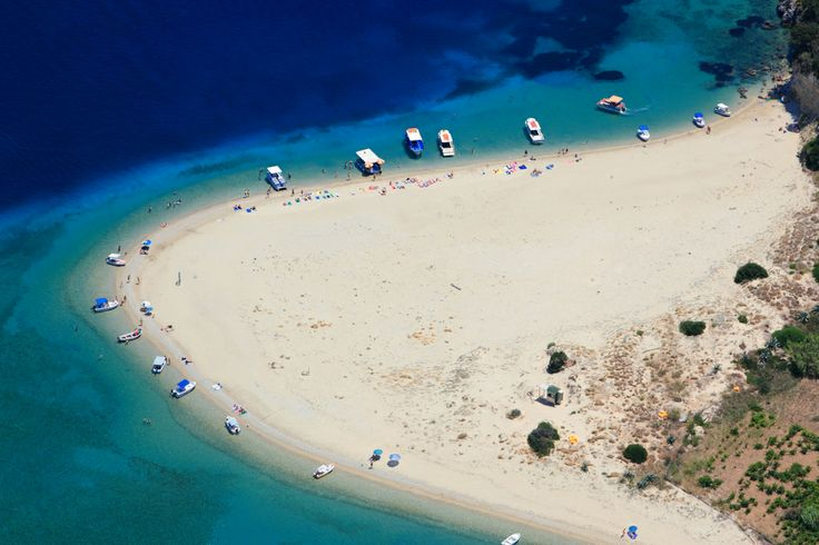 Marathonisi island - Together we can design your next authentic, memorable, Greek holiday! bluetravels.co.uk