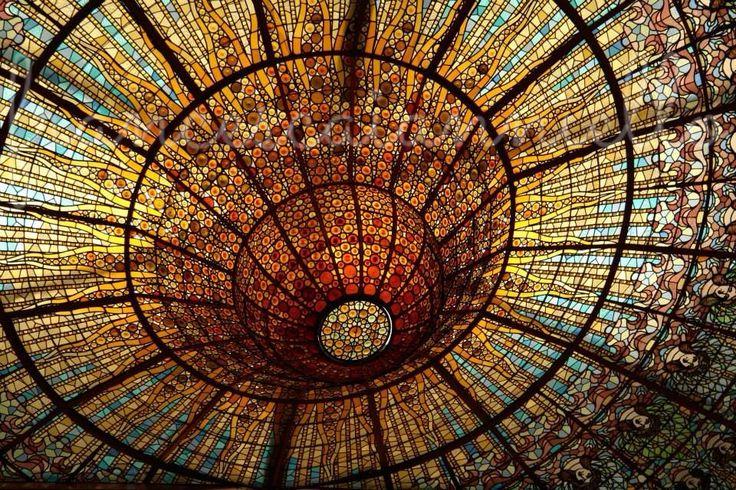 Palau de la Musica - Barcelona