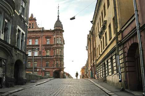 Vyborg: How an historic landmark is ruining its legacy. The town's architecture is as varied as the hands that it has fallen into, but the city's historic buildings are neglected and in danger of being torn down.