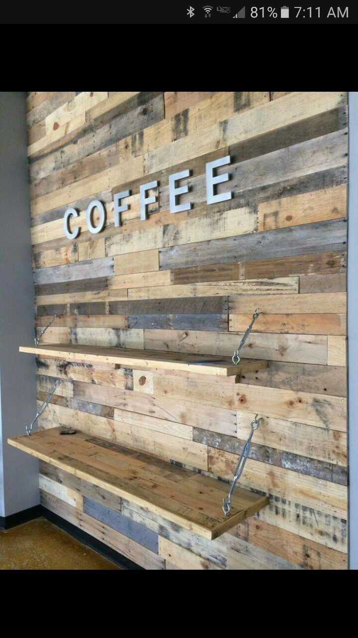 277 best Pallet Wall \u0026 Doors images on Pinterest | Chair covers ...