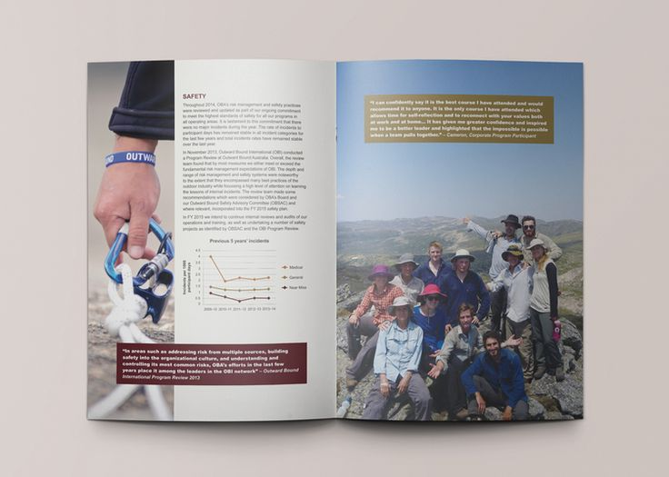 Outward Bound Australia / Annual Report 2014