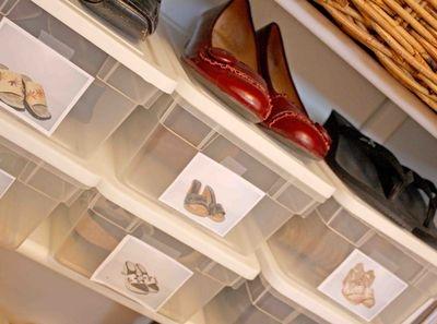 Tips for an organized closet